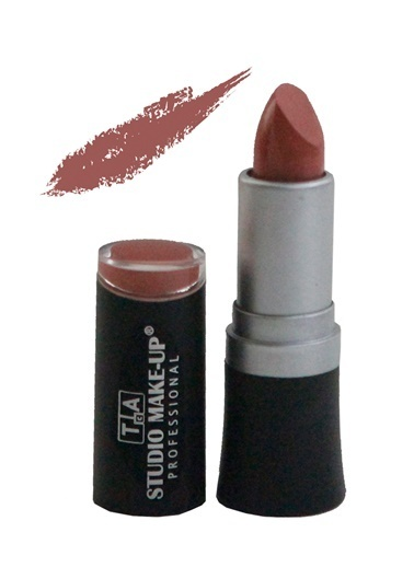 Tca Studio Make Up Perfect Matt Lipstick 000 Kahve